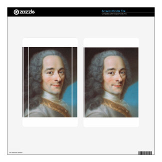 Voltaire Skin Para Kindle Fire