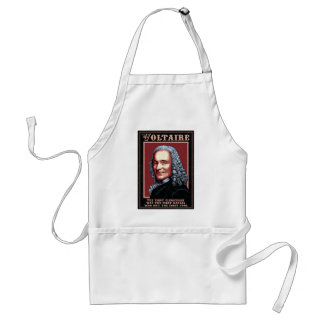Voltaire -The First Adult Apron