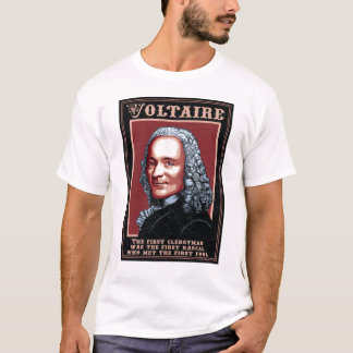 Voltaire -The First T-Shirt
