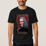 Voltaire -The First Tee Shirts