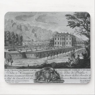 Voltaire's house in Ferney, west side Mouse Pad