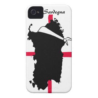 Volte de Sardegna 4 - caso de Iphone Carcasa Para iPhone 4 De Case-Mate