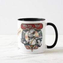 Volto-Vac Retro Robot Mug