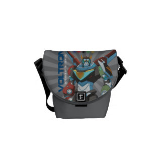Voltron | Defender of the Universe Courier Bag