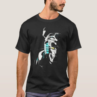 Voltron | Gleaming Eye Silhouette T-Shirt