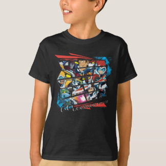 Voltron | Go Voltron Force T-Shirt