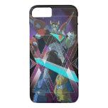 Voltron | Intergalactic Voltron Graphic iPhone 8/7 Case