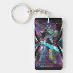 Voltron | Intergalactic Voltron Graphic Keychain