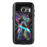 Voltron | Intergalactic Voltron Graphic OtterBox Samsung Galaxy S7 Case