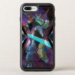 Voltron | Intergalactic Voltron Graphic OtterBox Symmetry iPhone 8 Plus/7 Plus Case