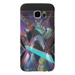 Voltron | Intergalactic Voltron Graphic Samsung Galaxy S6 Case