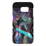 Voltron | Intergalactic Voltron Graphic Samsung Galaxy S7 Case