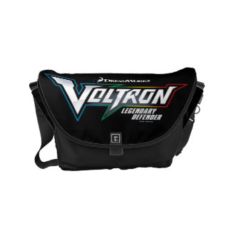 Voltron | Legendary Defender Logo Small Messenger Bag