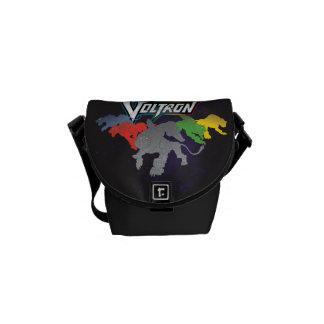 Voltron | Lions Charging Messenger Bag