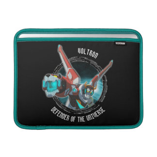 Voltron | Red Lion Plasma Beam MacBook Air Sleeve