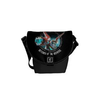 Voltron | Red Lion Plasma Beam Messenger Bag
