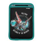 Voltron | Red Lion Plasma Beam Sleeve For iPad Mini