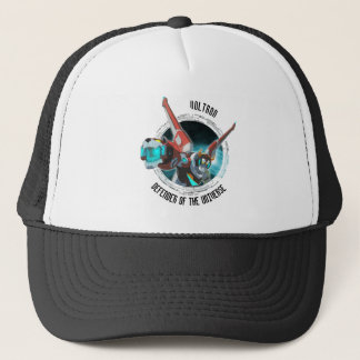 Voltron | Red Lion Plasma Beam Trucker Hat
