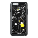 Voltron | Silhouette Over Map OtterBox iPhone 6/6s Case