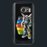"Voltron | Voltron And Pilots Graphic OtterBox Samsung Galaxy S7 Case<br><div class=""desc"">Check out Voltron in full form, with each of the five pilots (Shiro, Lance, Keith, Hunk, and Pidge) aligned in panels at the side with their symbol and representative color. Customize your Voltron merchandise by clicking the customize button to get started. Add your own text or resize the artwork to...</div>"