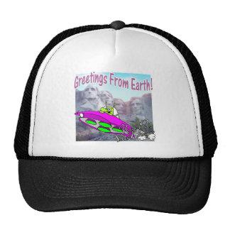 Volts Dragon Mt Rushmore Mesh Hat