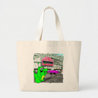 Volts Dragon Wrigley Field Canvas Bag