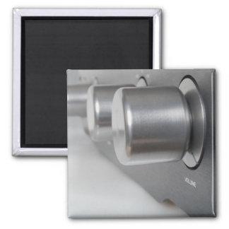 Volume Knob 2 Inch Square Magnet