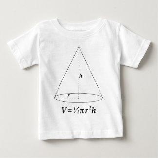 Volume of a Cone Tee Shirt