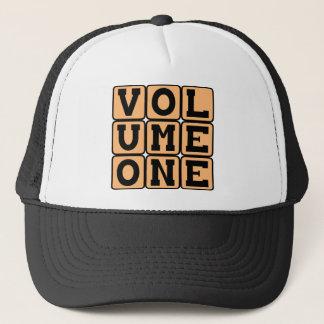 Volume One, First Volume Trucker Hat