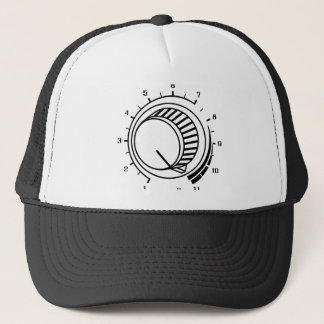 Volume - Turn it Up Trucker Hat