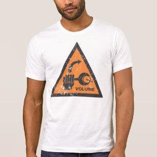 Volumen máximo camisas