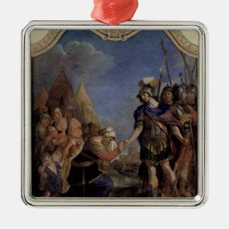 Volumnia antes de Coriolanus, 1643 Adorno De Navidad