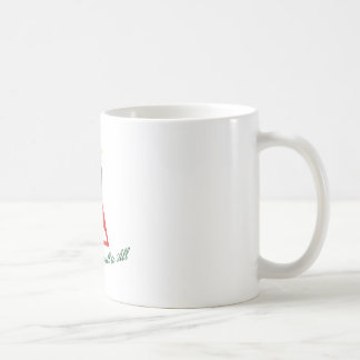 Voluntad a todos taza básica blanca