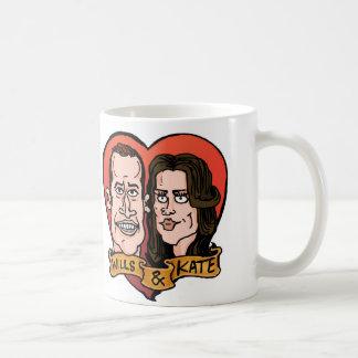 Voluntades y taza de Kate