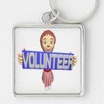 Voluntario Llaveros