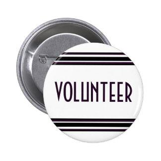 Voluntario Pins