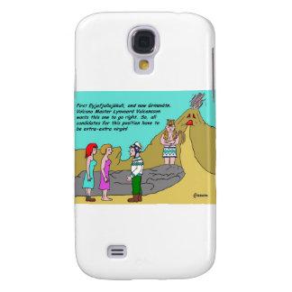 Voluntarios para Grinsvotn Funda Para Galaxy S4