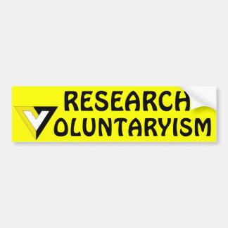 Voluntarismo