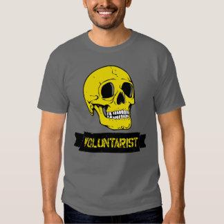 Voluntarist Society T Shirt