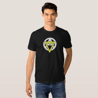 Voluntaryist Anarchist Shirt Black
