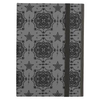 Voluntaryist Arabesque Pattern Case For iPad Air