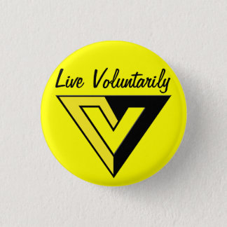 Voluntaryist Button