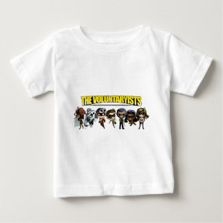 Voluntaryist Comic - Chibi Characters Infant T-shirt