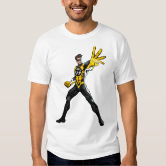 Voluntaryist Comic Hero Tee