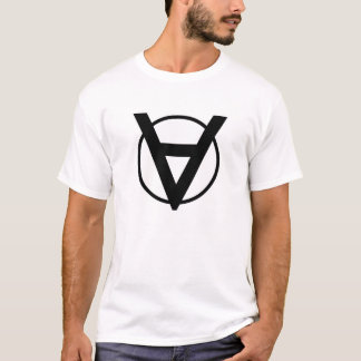 Voluntaryist Hero Shirt with Back Symbol