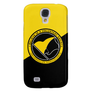 Voluntaryist iPhone 4/4S Case-Mate ID Case
