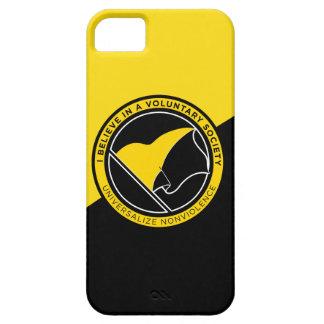 Voluntaryist iPhone 5 Case-Mate ID Case iPhone 5 Cases