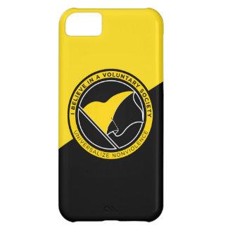 Voluntaryist iPhone 5 Case-Mate ID Case Case For iPhone 5C