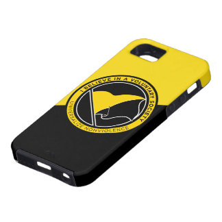 Voluntaryist iPhone 5 Case-Mate ID Case iPhone 5 Covers