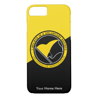 Voluntaryist iPhone 8/7 Case